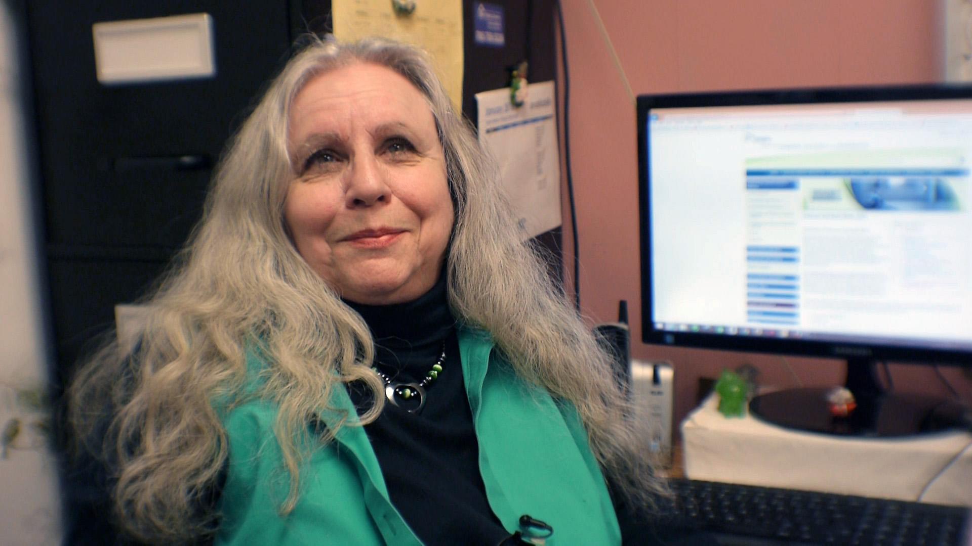 Lucille Carson, B.A : Coordinator